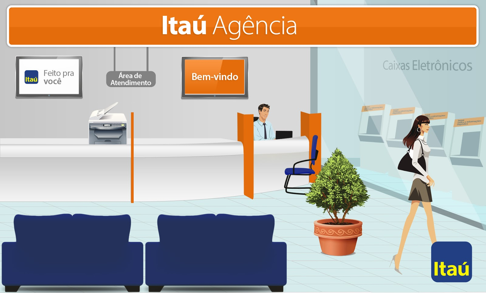 Agência Itaú